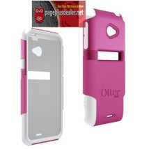 12x New OEM Otterbox Commuter Case HTC EVO 4G LTE  Pink/White 4G LTE Mod... - $19.77