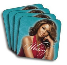 Whitney Houston Coasters (African American Coasters) - $19.53