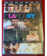 LARCENY DVD- 2003- TYRA BANKS- JOSHUA LEONARD- NEW- FREE SHIPPING - $9.99