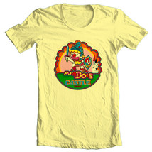 Mr Do's Castle t-shirt vintage retro arcade video game tee free shipping image 1