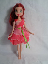 Disney 2010 Jakks Pacific Rosetta Fairy Doll - Dressed - no wings - As Is - $9.65