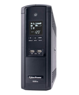 CyberPower- BRG1500AVRL- Intelligent LCD Series 1500 VA 900 Watts 12 Out... - $237.55
