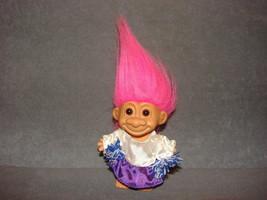 """Russ Troll Doll: 5"""" Cheerleader Pom Poms - $10.00"""