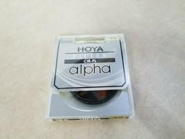 Hoya Alpha 49mm Circular Polarizer Cpl Digital Lens Filter Us Dealer C-ALP49CRPL - $24.46