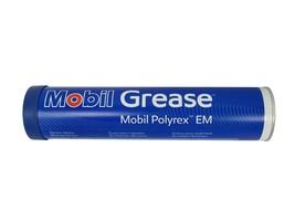 Mobil Polyrex EM Electric Motor Bearing Grease, Blue, 13.7 oz. Tube - $13.10