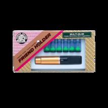 Friend 'Multi Slim' filtered cigarette holder. Non-ejector. Holds slim a... - $22.95