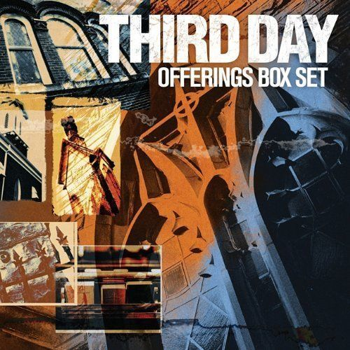 Third Day-Offerings Box Set [2 CD NEW] Christian Music