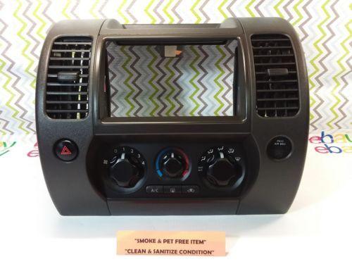 07 08 08 10 11 Nissan Altima CENTER DASH Vents AC AIR HEATER VENT Trim Bezel OEM