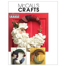 McCall's Patterns M5205 Seasonal Decorations, One Size Only - $14.21