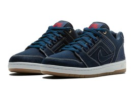 Nike Men's SB Air Force II Low QS 'East West Pack' Shoes AO0298-441 NIB - $64.99