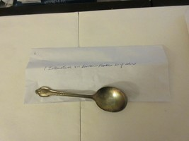 International XII Benjamin Franklin Soup Spoon , Vintage - $19.80