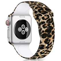 Strap for Apple Watch Band Apple Watch 5 44mm iwatch 4 Band 42mm 38mm 40... - $6.84