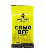 Hunters Specialties Camo-Off Makeup Remover - $6.99