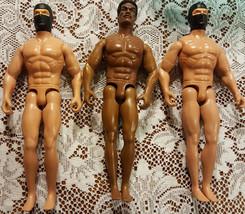 1992 Hasbro GI Joes Lot of 3 Dolls - $29.70