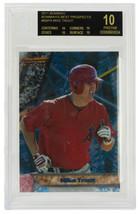 Mike Trout 2011 Bowmans Best Prospects Card  #BBP9 Angels BGS 10 Black L... - $8,729.99