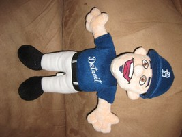"DETROIT TIGERS PLAYER Brand New 2013 MLB Licensed stuffed animal 13"" - $7.99"