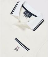 Psycho Bunny, Slim Fit  Mens, Thornton Polo Shirt  Off White 7/XL - $67.32