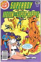 Superboy Comic Book #252 DC Comics 1979 VERY GOOD+ - $3.25