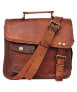 New 13″ Women's Rustic Soft Leather Smart Casual Handbag Sling Shoulder ... - $61.00