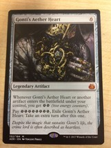 MTG Gonti's Aether Heart - $1.13