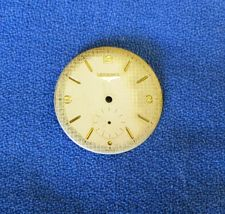 Vintage Longines Wristwatch Dial 29 mm  - $35.00
