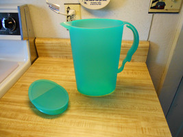 tupperware impressions pitcher - $14.20