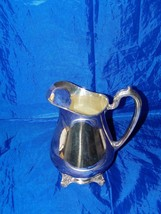 1881 Rogers Glenrose Silverplated Milk Water Pitcher 20871 - $41.71