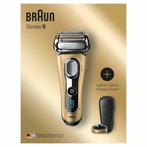 Braun Series 9 9299PS Electric Shaver Wet/Dry Gold Edition [New & Sealed... - $205.00