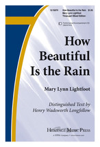 How Beautiful Is the Rain! - $2.10
