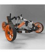 Docyke DIY Creative Constructible Rides 15-in-1 Electric Bicycle Go Kart... - $1,584.00