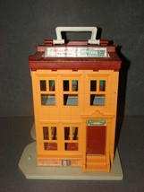 Fisher Price Little People 938: Sesame Street Building 1974 - $12.00
