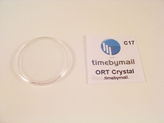 Primary image for New Replacement Crystal Watch Part For ORIENT SK Plastic Plexi Glass 39mm C17