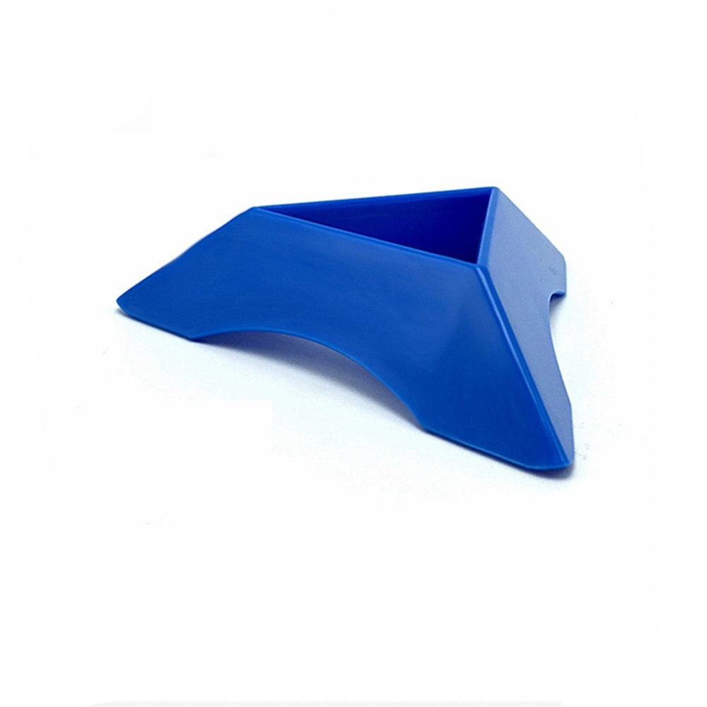 7pcs Seven Colors Triangle Pokeball and Magic Cube Base,7.5cm