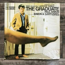 SIMON & GARFUNKEL - The Graduate Soundtrack - Vinyl Record LP - VG+ Album - $11.87