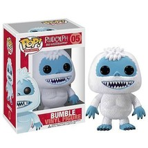 FUNKO POP HOLIDAYS RUDOLPH THE RED NOSED REINDEER BUMBLE #05 NEW SEALED - $214.12