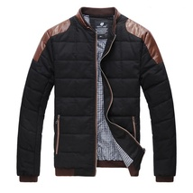 Men's thick warm coat image 2