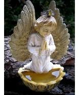 SALE Heavenly Illuminati Elysian Fields Angels Holy Water Font Ring Set ... - $1,299.99