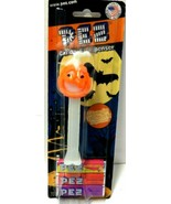 PEZ Dispenser Jack 'O Lantern New & Sealed Glow in the Dark Dispenser! - $4.98