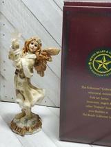 "1997 Boyds Bears Folkstone collection ""krystal isinglass snow angel"" #28206 - $10.00"
