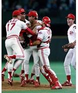 TOM BROWNING 8X10 PHOTO CINCINNATI REDS BASEBALL MLB PICTURE PERFECT GAME - $3.95