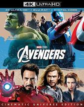 Marvel's The Avengers (4K Ultra HD+Blu-ray+Digital)