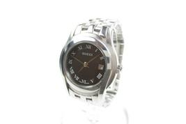 Auth GUCCI 5500L Black Dial, Date Ladies Quartz Watch GL2268L - $303.60 CAD