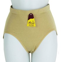 NEW WOMEN'S ROSA AIR FLO PADDED BUTT SHAPER BOOSTER PANTY BEIGE #3363 image 1