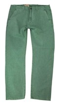 NEW NWT LEVI'S STRAUSS MEN'S ORIGINAL RELAXED FIT CHINO PANTS GREEN 556880005