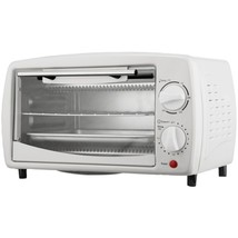 Brentwood Appliances TS-345W 4-Slice Toaster Oven - $50.21