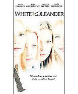 BRand new factory sealed vhs tape White Oleander (VHS, 2003) - $6.92
