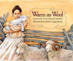 Warm as Wool [Library Binding] [Jan 01, 2007] Scott Russell Sanders and ... - $14.03