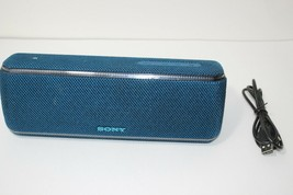 SONY SRS-XB31 Portable Wireless Speaker with Extra Bass NFC Blue v USB c... - $76.66 CAD