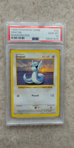 Pokemon Dratini 26/102 Shadowless Base Set PSA 10 1999 Pokemon TCG - $49.95