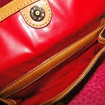 Dooney & Bourke Pebble Leather Front Pocket Wristlet NWT image 3